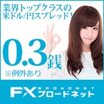 FXブロードネット【株式会社FXブロードネット】の評判