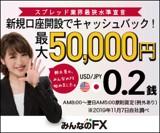 みんなのFX【トレイダーズ証券株式会社(JASDAQ上場)】の評判