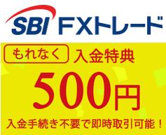 SBI FXトレード【SBIFXトレード株式会社】の評判